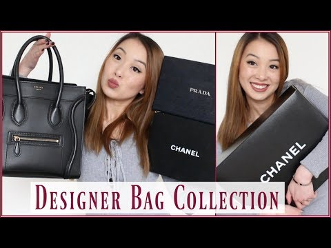 My Designer Bag & Wallet Collection | 2018