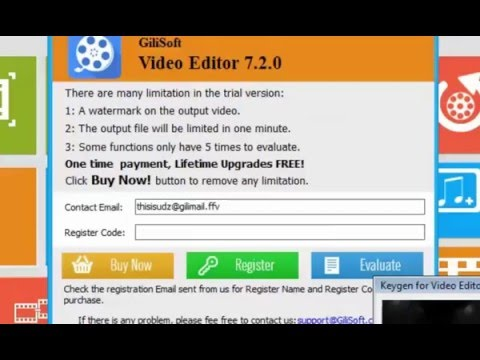 Gilisoft Video Editor Crack Is Here By Ultimate Dz