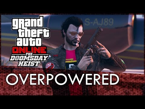 GTA Online: The Revolver MK2 is Stupidly Overpowered.. (Doomsday Heist DLC)