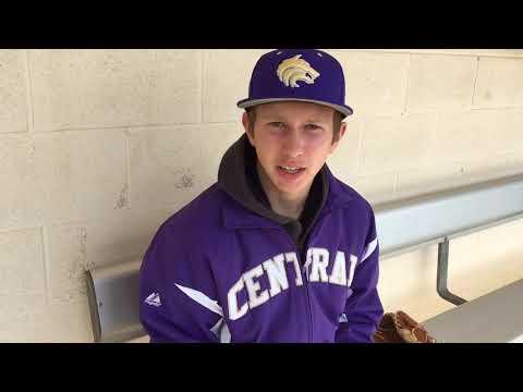 Meet the 2018 Bay City Central baseball team