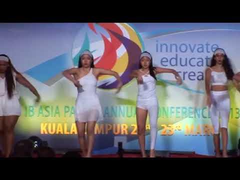 IB : International Baccalaureate Asia Pacific Annual  ( #IB )