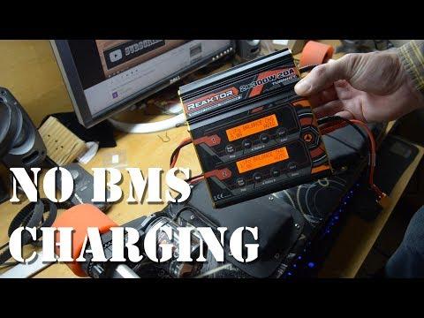 HOW TO: ESKATE No BMS Charging