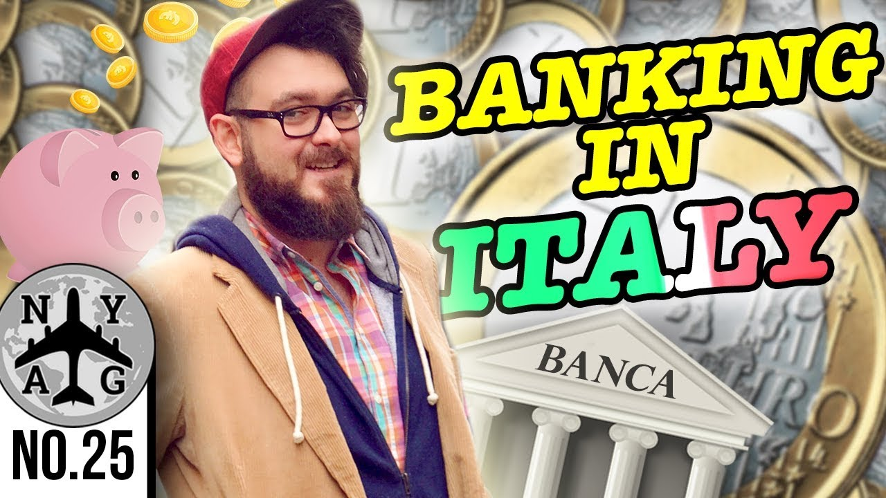 How To Open An Italian Bank Account Overview