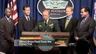 Predator Drone Court-Martialed For Afghani Civilian Deaths