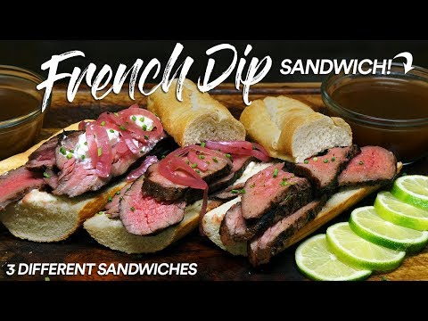 Sous Vide FRENCH DIP SANDWICH   Sous Vide Everything
