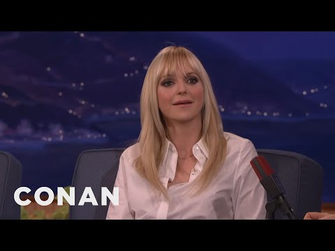 Anna Faris' Unqualified Dating Advice   CONAN on TBS