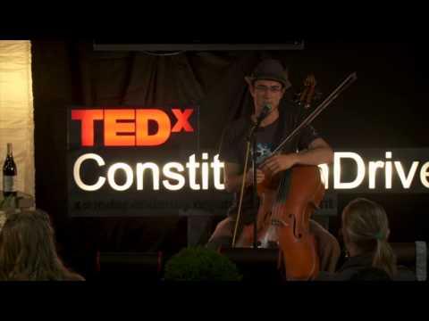 Cello & Beatbox: Cello Joe at TEDxConstitutionDrive 2013