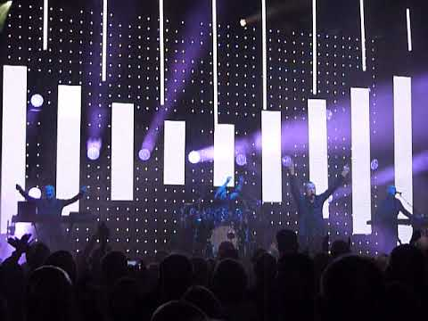 OMD-Glasgow 10.31.19, History Of Modern Part 1