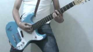 Ramones - Locket Love (Guitar Cover)
