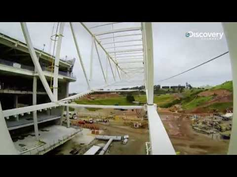 Sao Paulo's Arena Corinthians (Timelapse) | Building The World Cup