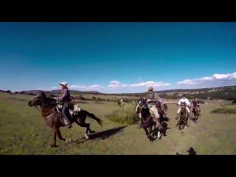 Mexico Horse Ride Video