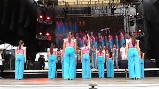Gaitas Maria Auxiliadora 2014   5to Festival Gaitero Academia Merici