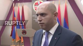 Armenia: Vice-chairman of ruling RPA outlines hopes for upcoming elections