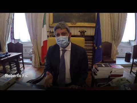 Rapporto sui Comuni dell'Università Ca' Foscari: videomessaggio del Presidente Fico