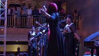 vuclip Live Stage Performance by Mercy Chinwo - Excess Love