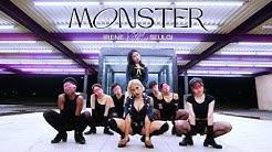 [E2W] Red Velvet - IRENE & SEULGI - Monster Dance Cover (Girls Ver.)