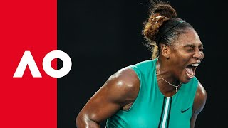 Battle Thoughts: Karolína Plíšková v Serena Williams | Australian Open 2019