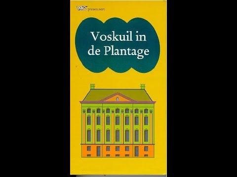 J.J. Voskuil In 'De Plantage' (1997)