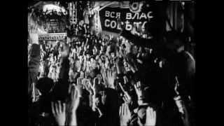 Oktyabr (1927) Sergei M. Eisenstein Película Completa V.O.S.E.