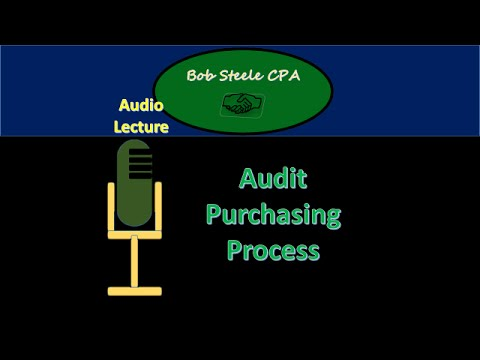56105 - Audit - Purchasing Process