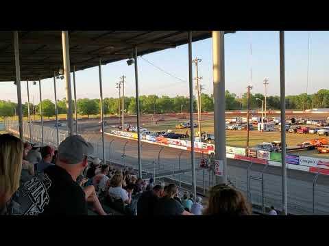 Sport Compact heat 6/7/19 Beatrice Speedway