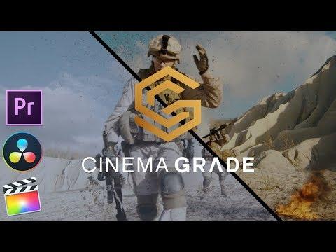 Inside Cinema Grade - Reninventing the (grading) wheel