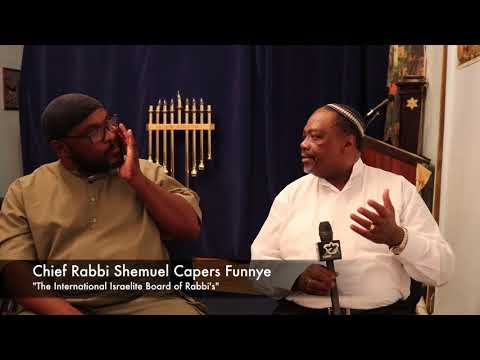 CHIEF RABBI CAPERS FUNNYE INTERVIEW PART  3 | PRESIDENT OBAMA IS A DOWN TO EARTH PERSON