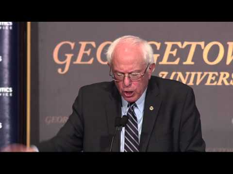 Bernie Sanders on FDR's Second Bill of Rights