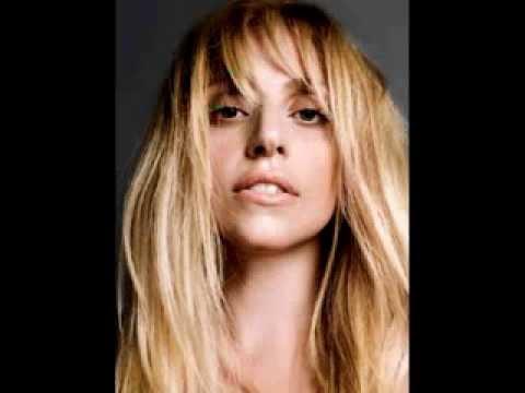 Lady Gaga Fashion Demo