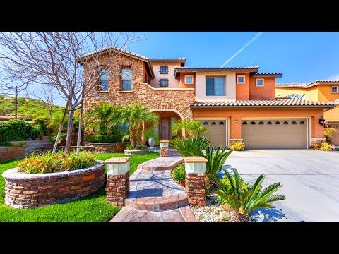 For Sale 4 Bedroom Home 12235 Colville Riverside CA Virtual Tour Video