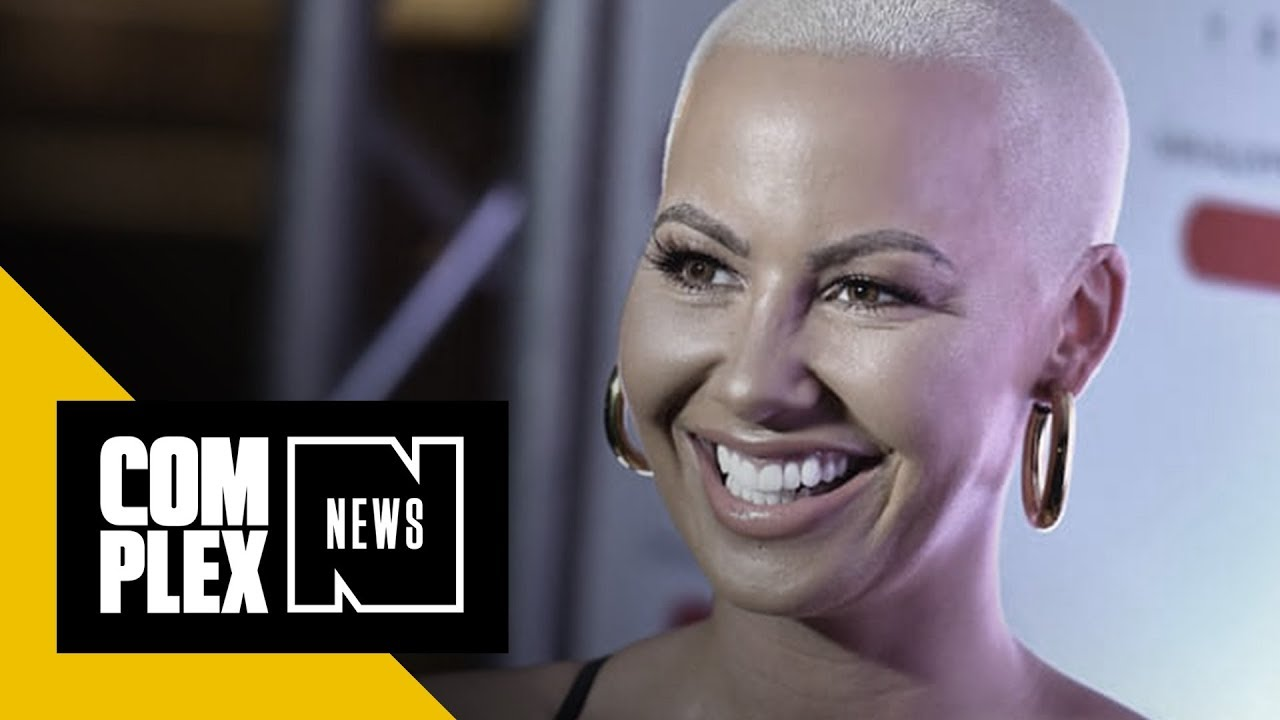 What is amber rose snapchat