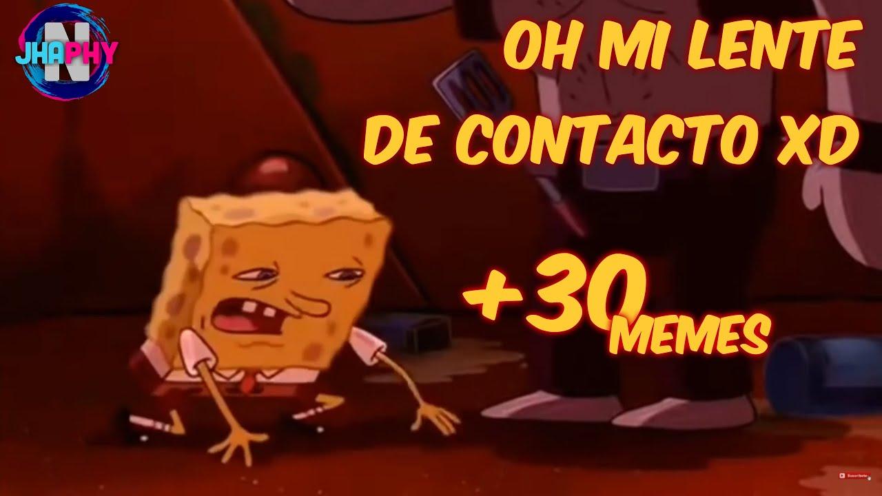 Oh mi lente de contacto   MEMES DE LA SEMANA - YouTube