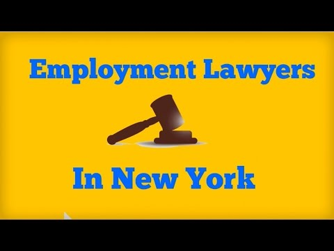Amazing Employment Attorney NYC| The Best Employment Attorney NYC Services