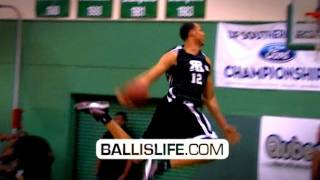 JR Smith Reverse Double Pump Oop + Jarell Martin Eastbay IN Game; Top Plays of July!