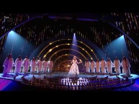 Jackie Evancho - Nessun Dorma - Britain's Got Talent 1080