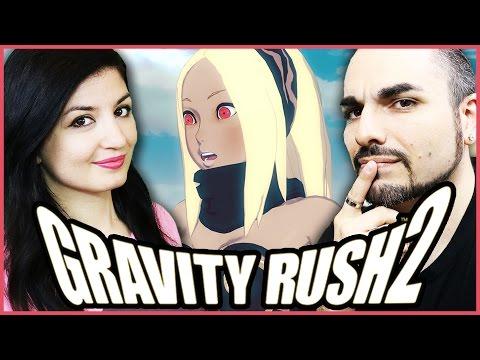 PROVIAMOLO IN ANTICIPO! Gravity Rush 2