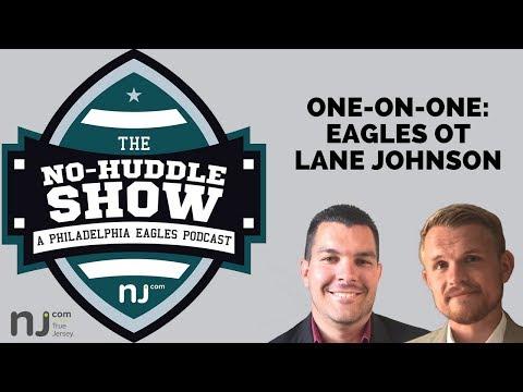 Eagles' Lane Johnson on the 2017 season
