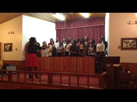 Oh Lord We Worship- Patrick Love- The Anointed Generation