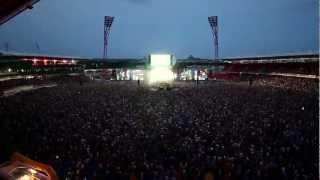Calvin Harris - Australia Tour 2012