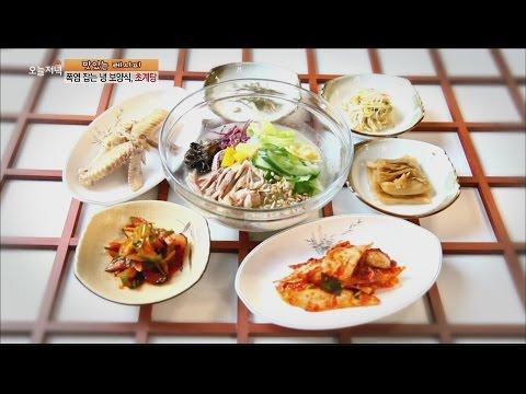 [Live Tonight] 생방송 오늘저녁 183회 - open secret method of royal health food 'Chogyetang' 20150807