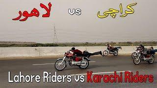 Karachi Racer vs Lahore Bike Racer Full HD