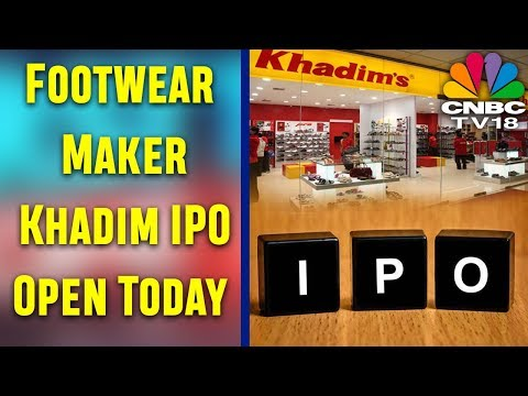 Footwear Maker Khadim IPO Open Today | Power Breakfast | CNBC TV18