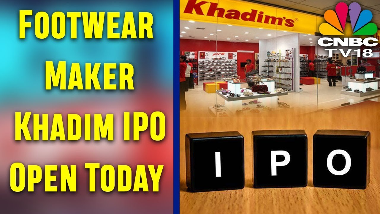 Image result for Khadim India IPO Opens