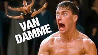 Most Epic Van Damme Splits Ever
