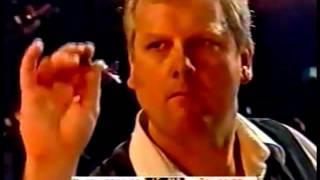 Keith Deller vs. Rod Harrington Incident - 2002 PDC World Championship