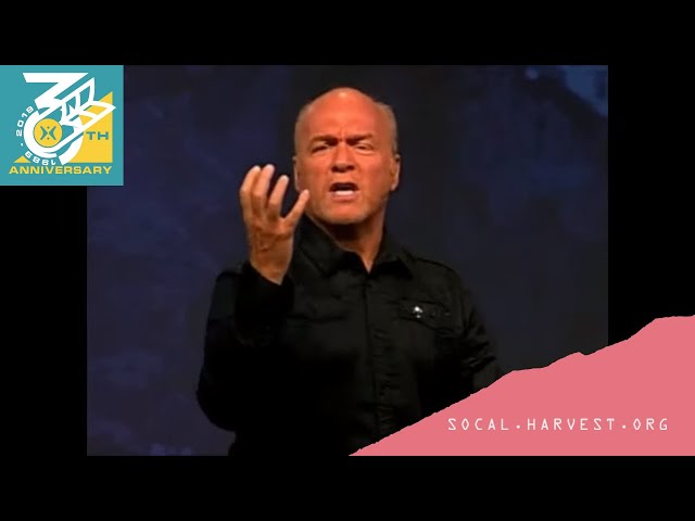 Email From Eternity With Greg Laurie (Classic Crusades)