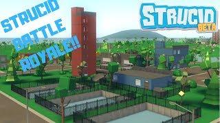 STRUCID BATTLE ROYALE!? D O P E!! ROBLOX Strucid Gameplay!