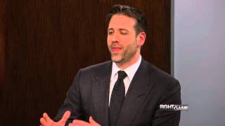 The Fight Game with Jim Lampley: Max Kellerman Interview (HBO Boxing)