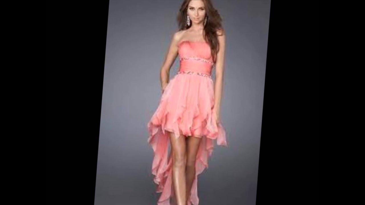 los mejores vestidos de xv - YouTube