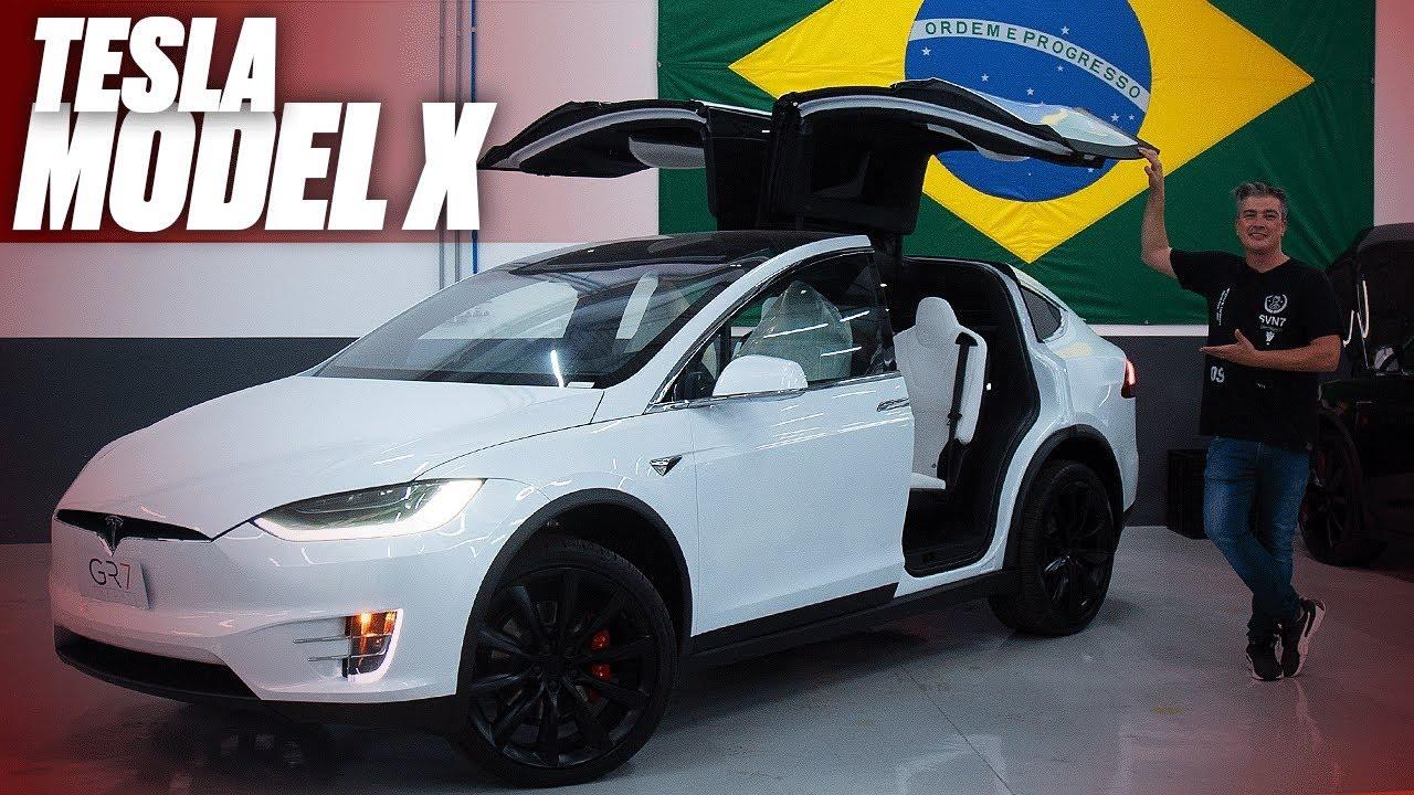 TESLA MODEL X - 0 a 100 EM 2,6s! COMO IMPORTAR O SUV MAIS LEGAL DO MUNDO? - A Roda #173